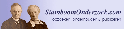 Terug naar Startpagina van StamboomOnderzoek.com